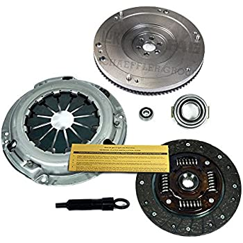 EFT PREMIUM CLUTCH KIT+ HD FLYWHEEL 1989-1995 SUZUKI SAMURAI SIDEKICK 1.3L 4CYL
