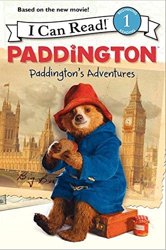 Paddington: Paddingtons Adventures (I Can Read Level 1)