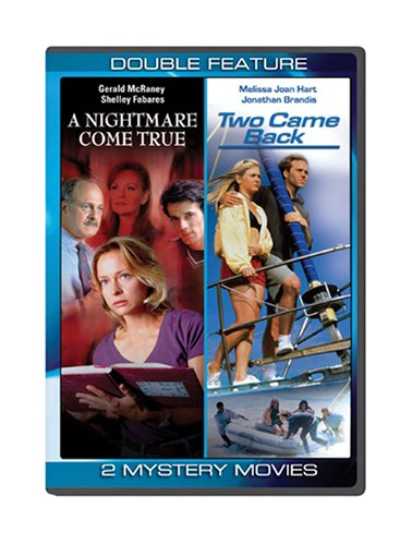 A Nightmare Came True/Two Came Back Came Back Dvd