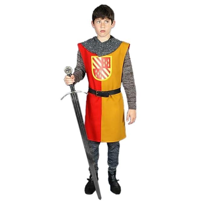 Traje medieval niño sobrevesta B Lewin: Amazon.es: Ropa y ...