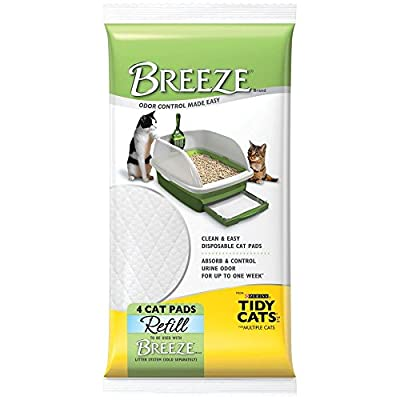 "Breeze Tidy Cat Litter Pads 16.9""x11.4"" from Tidy Cats"