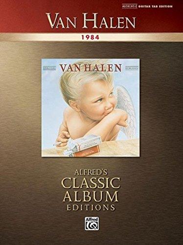 Van Halen - 1984 Sheet music – Jan 1 2007 Hal Leonard Corporation 0739043919 Musical Instruments - Guitar Printed Music - General