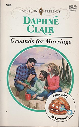 book cover of Grounds for Marriage