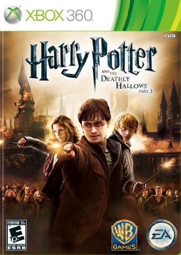 Harry Potter and The Deathly Hallows Part 2 - Xbox 360 (Harry Potter Games Xbox)