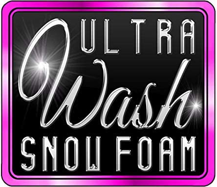Espuma de nieve | Ultra prelavado coche limpieza | Auto Detailing ...