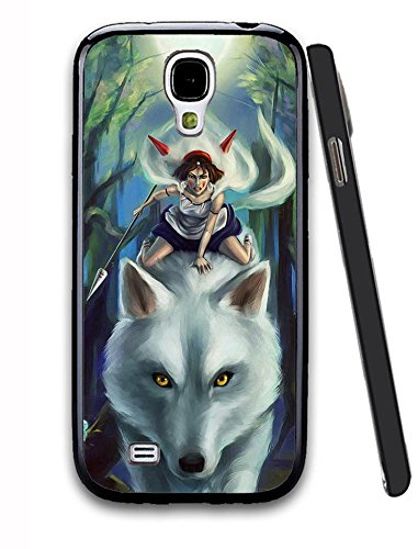 Coque Princess Mononoke Samsung Galaxy S4 Mini Not Pour Samsung