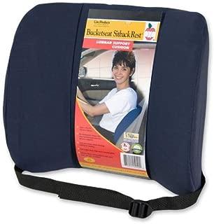 product image for Bucket Seat Sit Back Comfort: Standard, Color: Black
