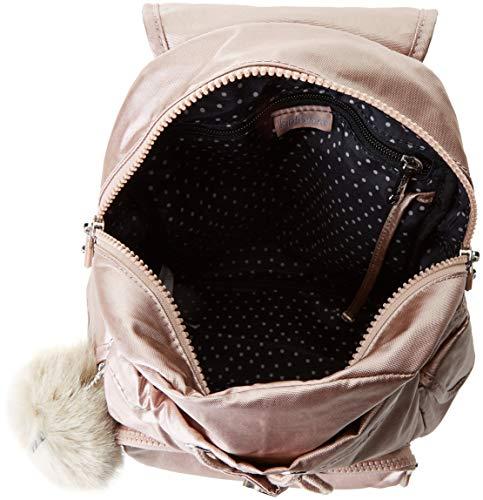 Kipling Pack Mini da dorati City donna Blush metallico Zaini TrxTSH