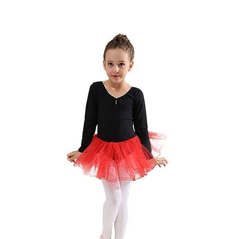 Los niños bailan trajes de vestir Vestido de tutú lindo para ...