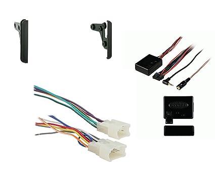 Pleasing Amazon Com Toyota Dash Kit Radio Wiring Harness Steering Wheel Wiring 101 Breceaxxcnl