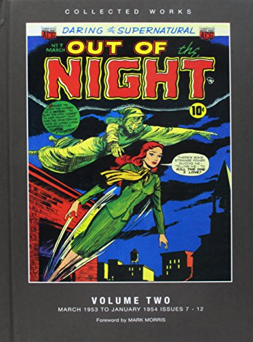 Out of the Night: American Comics Group Collected Works