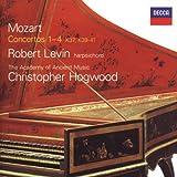 Mozart: Keyboard Concertos Nos. 1-4 - K. 37, 39, 40, 41
