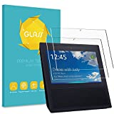 Fintie Screen Protector for Amazon Echo Show, [2-Pack] [Tempered Glass] [Scratch Resistant] Premium HD Clear [9H Hardness] Screen Protector
