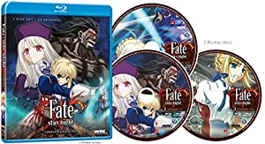 Fate / Stay Night TV: Complete Collection [Blu-ray] by Sentai Filmworks