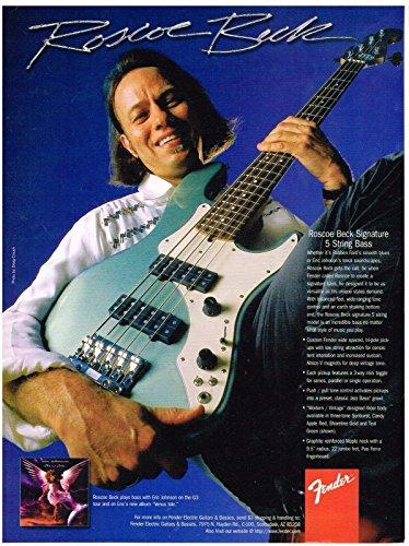 Roscoe Beck Bass - 9