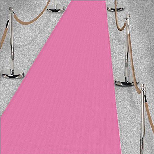 Bridal Shower 'A Day in Paris' Floor Runner (Pink Floor Runner)