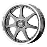 Motegi Racing FF7 Gunmetal Wheel (16x7