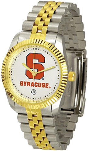 Syracuse Orange Men's Executive Watch by SunTime