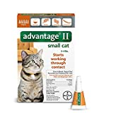 Bayer Advantage II Flea Treatment for Small...