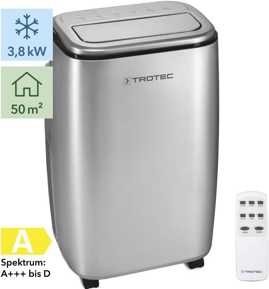 TROTEC Aire Acondicionado portátil Pac 3810 S: Amazon.es: Hogar