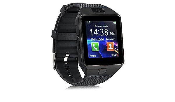 M2-Tec Smartwatch - Reloj de Pulsera con Bluetooth ...