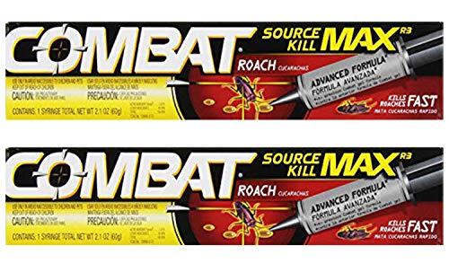 (Combat Source Kill Max Roach Killing Gel, 60 Grams Pack Of)