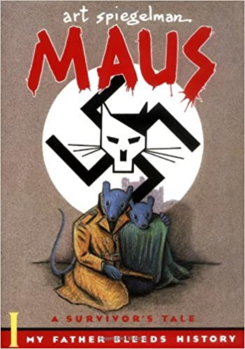 Maus: My Father Bleeds History v  1: A Survivor's Tale by