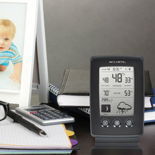 Buy wireless weather thermometer