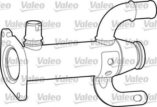 Valeo Exhaust Gas Cooler 817753
