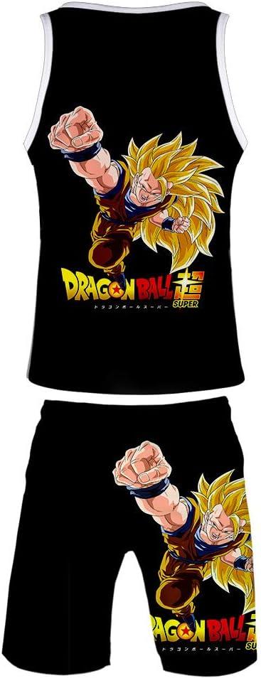 GMANKEE Casual Camisetas Pantalones Cortos Y Mangas Cortas ...
