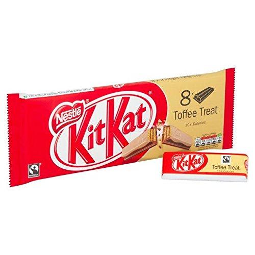Kit Kat Finger Toffee Treat