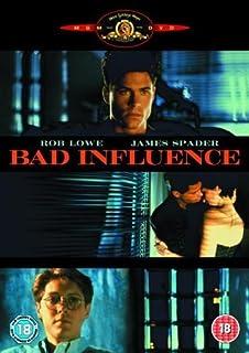 hollywood bad influence