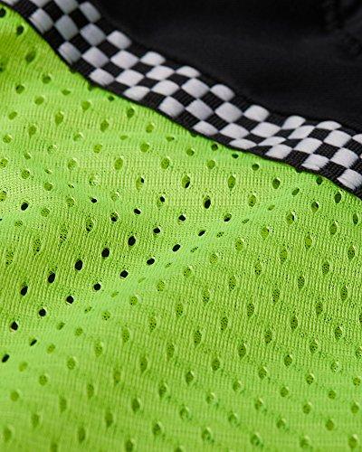 04da30db8f0 Bohn All-Season Airtex Armored Riding Shirt - High Visibility Yellow -  X-Large