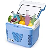 LPY-Car refrigerator 10L mini portable cooling / heating refrigerator?blue?
