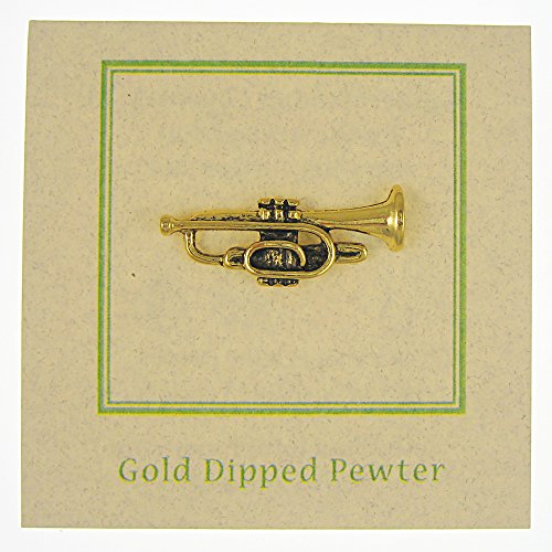 Canada Goose vest sale shop - Amazon.com: Trumpet Gold Lapel Pin - 1 Count: Brooches And Pins ...