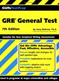 CliffsTestPrep GRE General Test, Jerry Bobrow, 0764567071