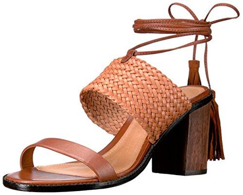 SCHUTZ Women Luky Dress Sandal Saddle