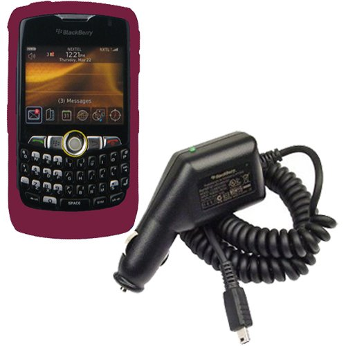 Blackberry 8350i Car Charger - 4
