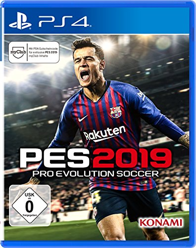 PES 2019  PlayStation 4   Amazon.de  Games 9dddfc2f27bc6