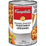 Campbell's Homestyle Vegetable Soup, 284ml