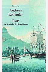 Teori: Die Geschichte des Georg Forster Paperback