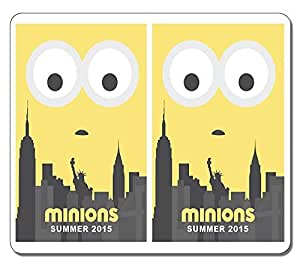 Customized Rectangle Non-Slip Rubber Large Mousepad Gaming Mouse Pad Minions 2015 Poster Water Resistent Large Mousepad Gaming Pad Large Mouse Pads by Maris's Diaryby Maris's Diary