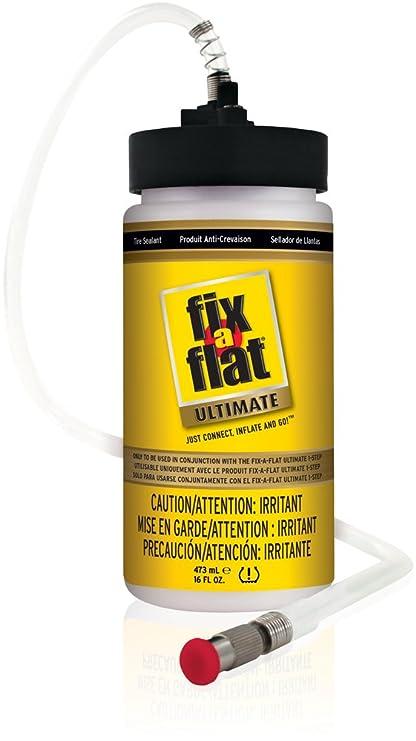 6b44e1f5d2 Amazon.com: Fix-A-Flat S10157 Ultimate 1-Step Refill Bottle - 16 fl. oz.:  Automotive