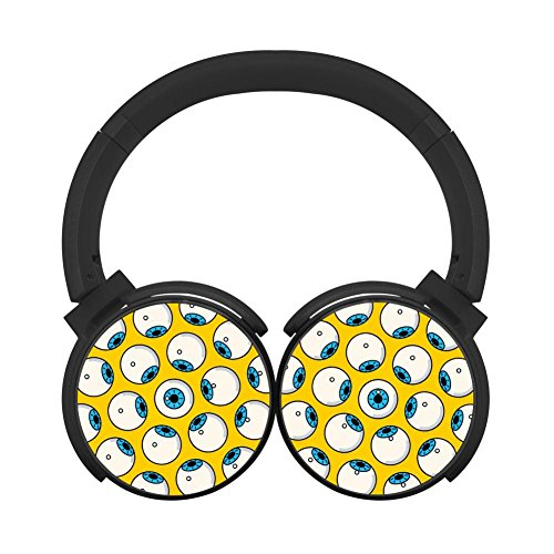 Hei Bai.J Halloween wallpaper Headphones Over-ear Stereo Fold