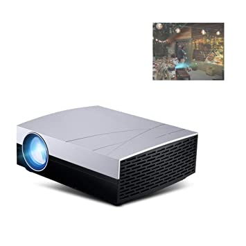 GJZhuan F20UP Proyector Inalámbrico Android WiFi Proyector ...