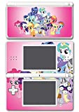 My Little Pony Friendship is Magic MLP Friends Cutie Marks Video Game Vinyl Decal Skin Sticker Cover for Nintendo DS Lite System