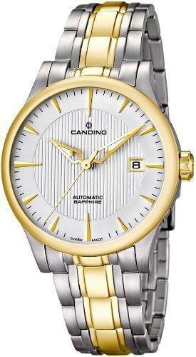 Candino Classic Reloj Automático para hombres Clásico & sencillo