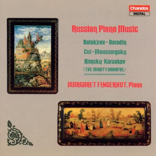 Russian Piano Music Of The Mighty Five