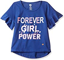 Min. 60% off on Girls' T-Shirts and Tops