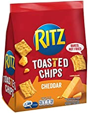 Ritz Toasted Chips Cheddar, 229 g